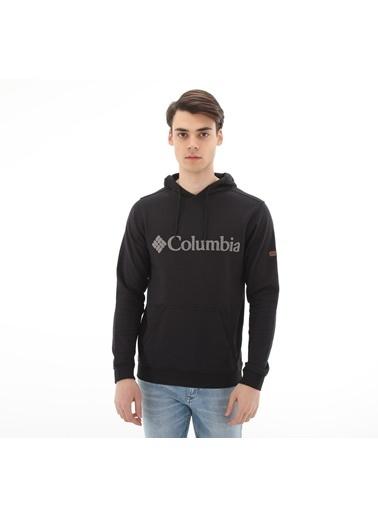 Columbia CS0030 CSC BASIC LOGO HOODIE 9140001010010M                   Siyah